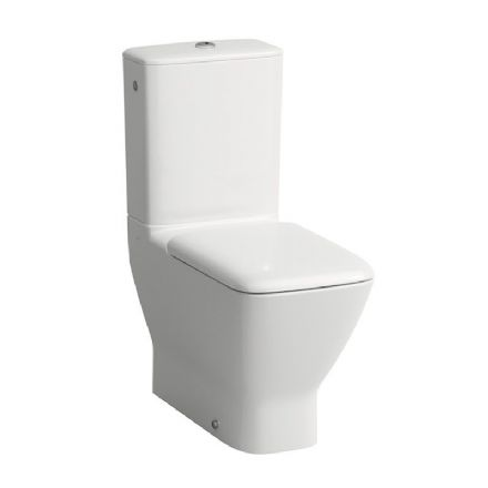 824706 - Laufen Palace Floorstanding Close Coupled WC / Toilet - 8.2470.6